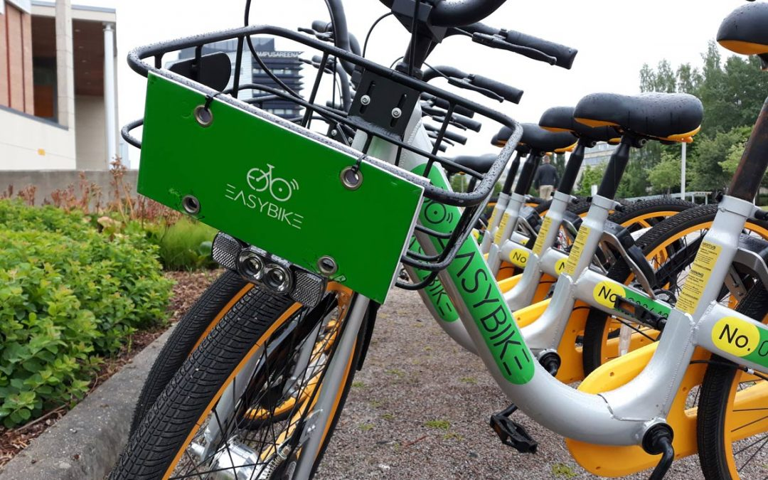 Easybike interview: Steering business from Finland to China