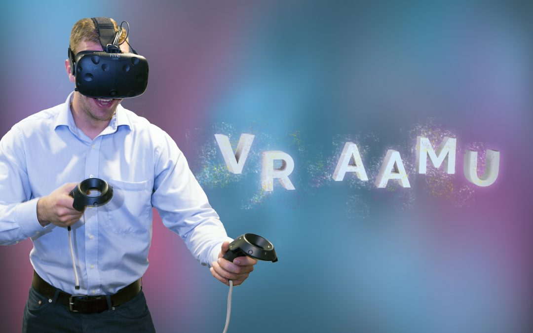 VR Aamu: Dive into our world