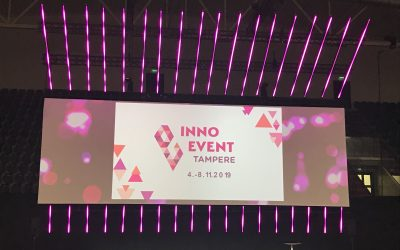 Innoevent: Where Innovation meets Demonstration