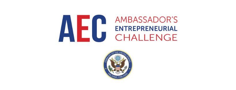 US Embassy of Finland: Ambassador's Entrepreneurial Challenge